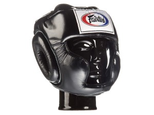 FAIRTEX Kask Bokserski HG3 'Full Coverage' Czarny