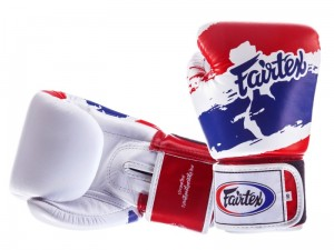 FAIRTEX Rękawice Bokserskie BGV1 'Thai Flag'