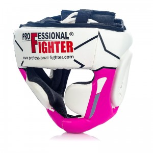 Professional Fighter Kask Bokserski Sparingowy Lady Line