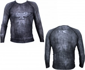DRAGON Rashguard MMA Eagle