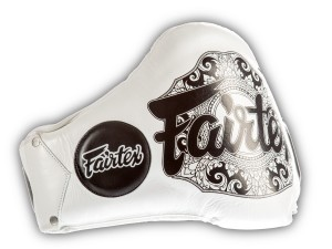 "FAIRTEX Pas Trenera BPV2 ""Light-Weight"" Biały"