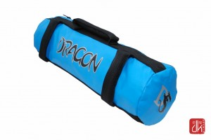 DRAGON Sandbag Do 15kg Niebieski