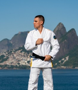GROUND GAME Kimono do BJJ Carioca LIMITED EDITION (350g)
