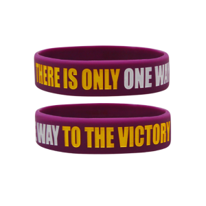 BELTOR Opaska Wristband - There is only one way to the victory
