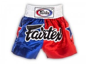 FAIRTEX Spodenki Muay Thai BS110
