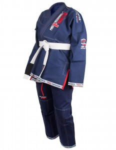 Professional Fighter - Gi do BJJ Deep Blue 550g