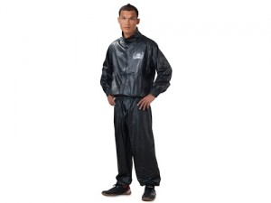 TOP KING Dres do Zbijania Wagi SAUNA SUIT