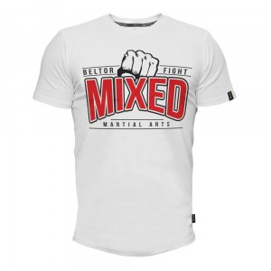 BELTOR T-shirt Mixed Martial Arts (Slim Fit)