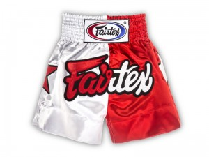 FAIRTEX Spodenki Muay Thai BS113 'Patriot Collection'