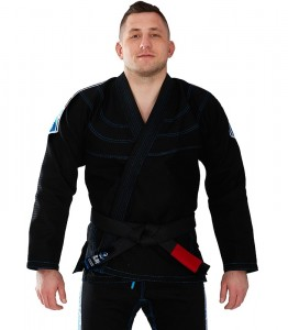 GROUND GAME Kimono do BJJ Inceptor 3.0 Czarne